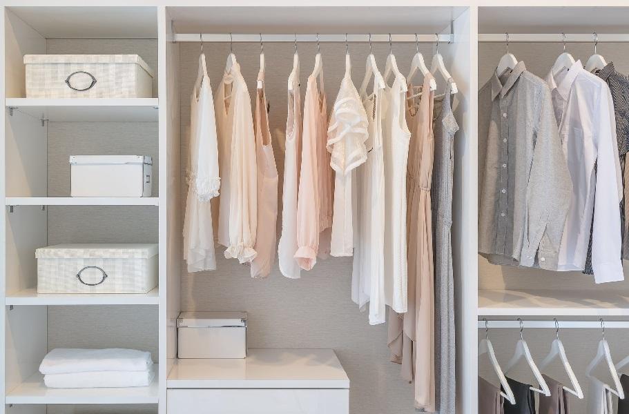 build wardrobe